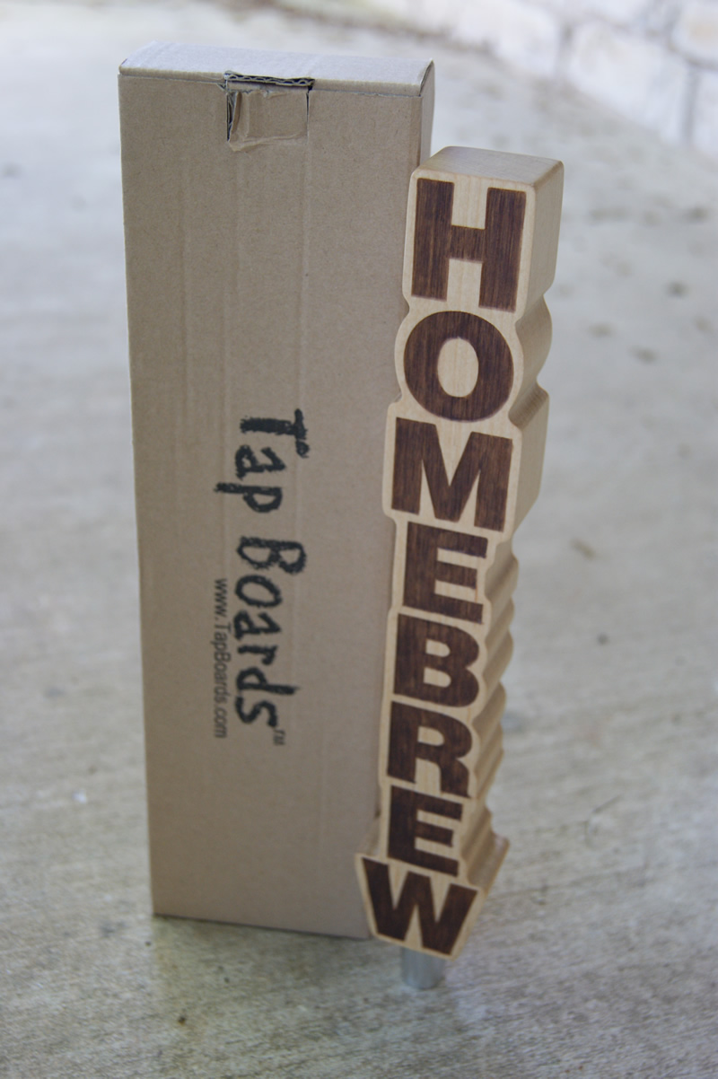 Homebrew Tap Handle